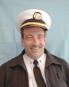 "Captain William ""Billy"" Hutchinson"