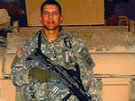 In this undated family photo released by the United States Army 82nd Airborne Division, Sgt. 1st Class Benjamin L. Sebban, 29, of South Amboy, N.J., is shown. Sebban died Saturday, March 17, 2007, of wounds suffered in Baqubah, northeast of Baghdad. He was assigned to the 5th Squadron, 73rd Cavalry Regiment, 3rd Brigade Combat Team, 82nd Airborne Division, at Fort Bragg, N.C. (AP Photo/Family Photo via the U.S. Army) **NO SALES, NO ARCHIVE, FOR EDITORIAL USE ONLY BEFORE MIDNIGHT, MARCH 22, 2007**