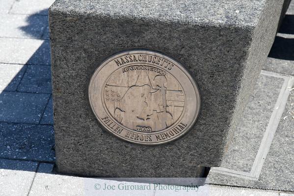 Massachusetts Fallen Heroes Memoria