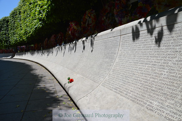 National Law Enforcement Officers Memorial - Washington, D.C.