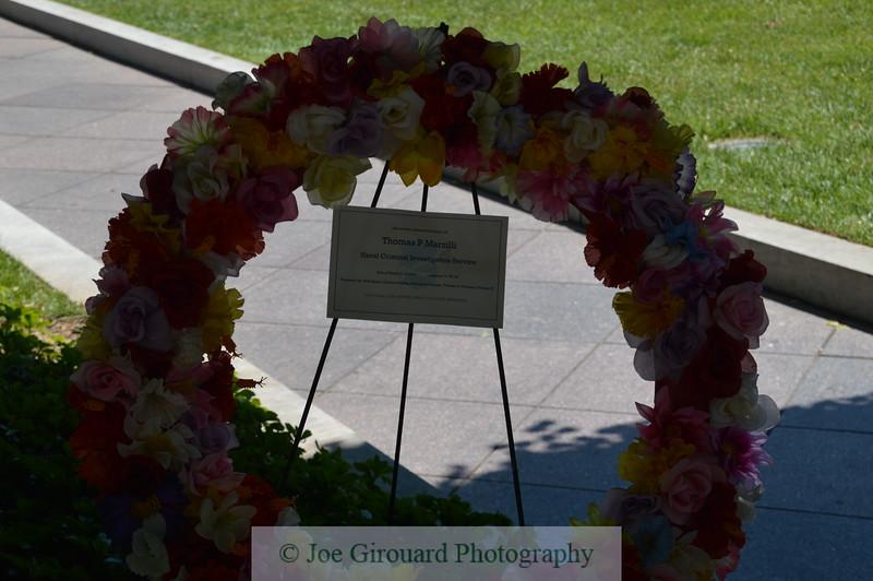 National Law Enforcement Officers Memorial - Washington, D.C.