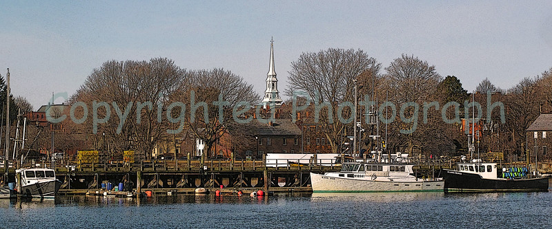 Commercial Pier, Pierce Island, Portsmouth, NH