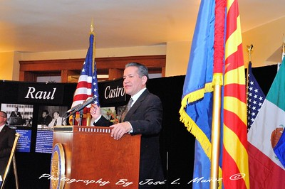 Roberto Rodriguez Hernandez Consul General of Mexico in Phoenix, Arizona
