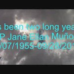 In Loving Memory Jane Ellen Muñoz