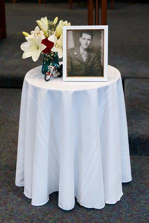 Aug 8, 2014 - Dennis Dibley's Funeral