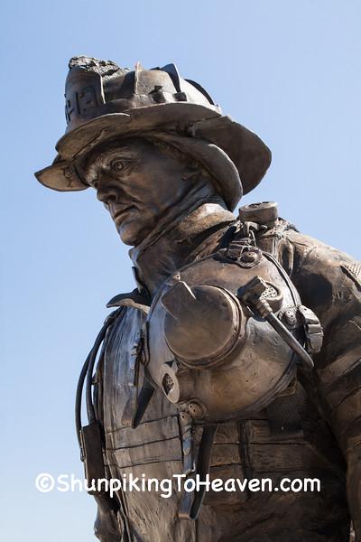 First Responders & 9/11 Memorial, Rockford, Illinois