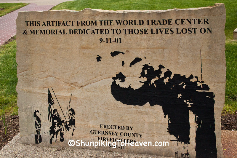 9/11 World Trade Center Memorial, Cambridge, Ohio