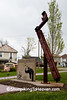 9/11 World Trade Center Memorial, Cambridge, Ohio