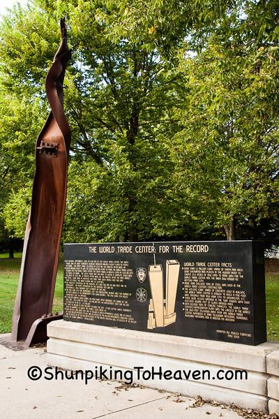 9/11 Memorial, Arcadia, Wisconsin