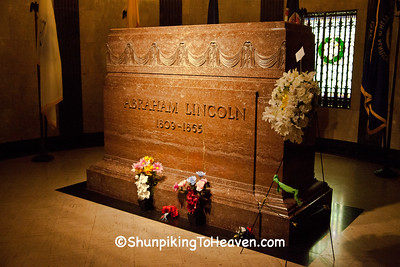 Abraham Lincoln's Tomb, Oak Ridge Cemetery, Springfield, Illinois
