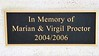 "Marian  & Virgil Proctor - Mr. & Mrs. Proctor are interred at Good Shepherd Cemetery in Huntington Beach - <a href=""http://www.findagrave.com/cgi-bin/fg.cgi?page=gr&GSln=proctor&GSfn=virgil&GSiman=1&GScid=8402&GRid=13683396"">http://www.findagrave.com/cgi-bin/fg.cgi?page=gr&GSln=proctor&GSfn=virgil&GSiman=1&GScid=8402&GRid=13683396</a>&<br /> Here is a memory of Marian - <a href=""http://articles.hbindependent.com/2004-04-08/news/export2895_1_ham-easter-jerry-person"">http://articles.hbindependent.com/2004-04-08/news/export2895_1_ham-easter-jerry-person</a>"