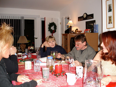 Christmas at Claire & Josh's 2006.