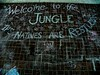 """Welcome to the Jungle - The Natives are Restless"""