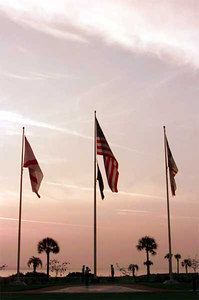 Memorial at MacDill Air Force Base.