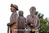 Miners Sculpture, Ironwood, Michigan