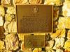 Commemorative Plaque for Desert Training Center California/Arizona Maneuver Area - 3rd Armored Division