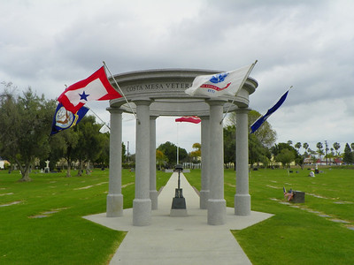 Costa Mesa Vet Memorial