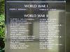 HB Civic Center War Memorial for casualties - 4