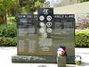 HB Civic Center War Memorial for casualties - 2