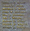 End of the 1967 casualty list