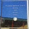 Private First Class William Locke, Jr.