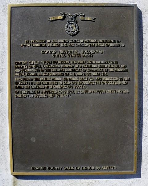 """Capt. Nelson M. Holderman - <a href=""""http://en.wikipedia.org/wiki/Nelson_M._Holderman"""">http://en.wikipedia.org/wiki/Nelson_M._Holderman</a>"""