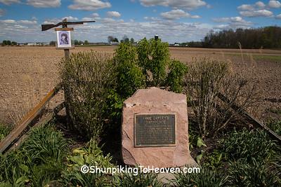 Annie Oakley's Birthplace, Darke County, Ohio
