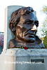 Abraham Lincoln Sculpture, Springfield, Illinois