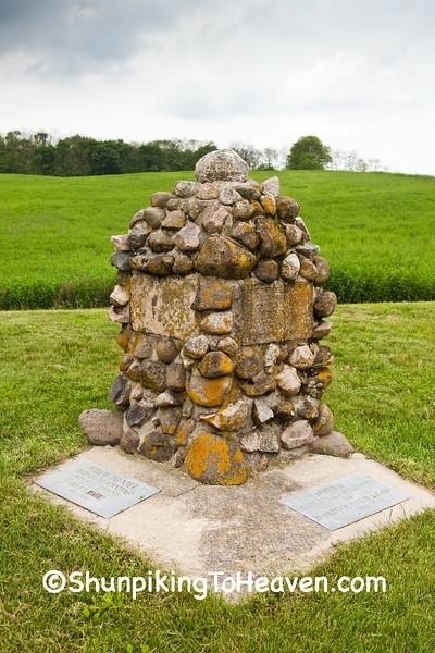 Yellow Thunder Memorial, Sauk County, Wisconsin