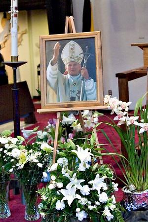 Pope John Paul II Memorial Mass