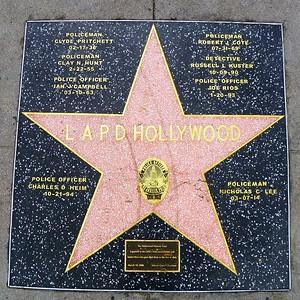 Hollywood LAPD