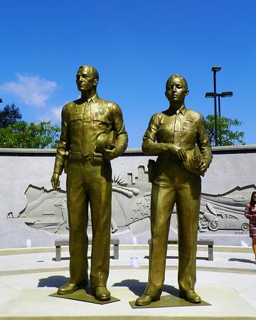 O.C. Peace Officers' Memorial