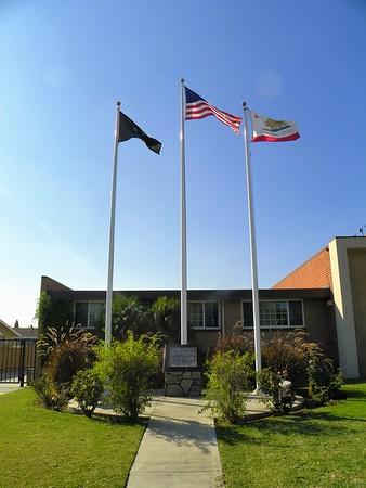San Gabriel FD 9-11 Memorial