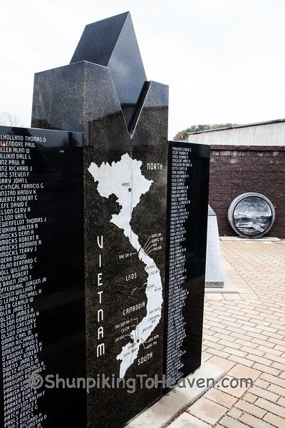 Richland County Veterans Memorial, Richland Center, Wisconsin