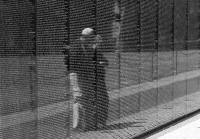 Vietnam Wall, Vietnam War Memorial, Washington Memorial
