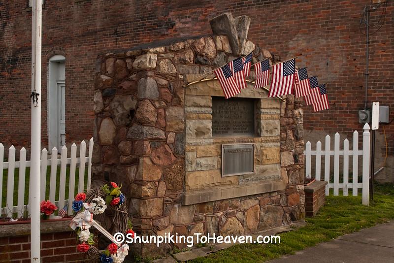 World War II and Vietnam Veterans Memorial, Highland County, Ohio