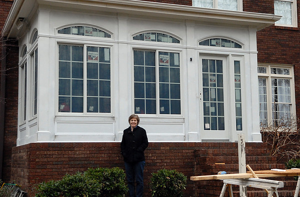 Porch Project