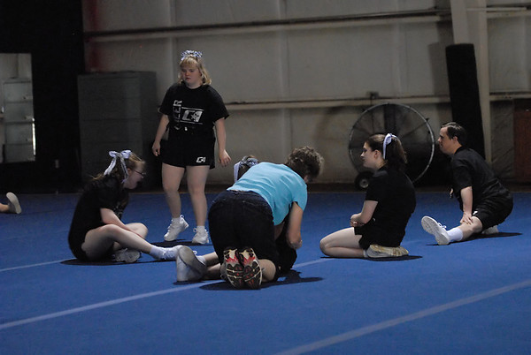 Cheer Tullahoma 2012