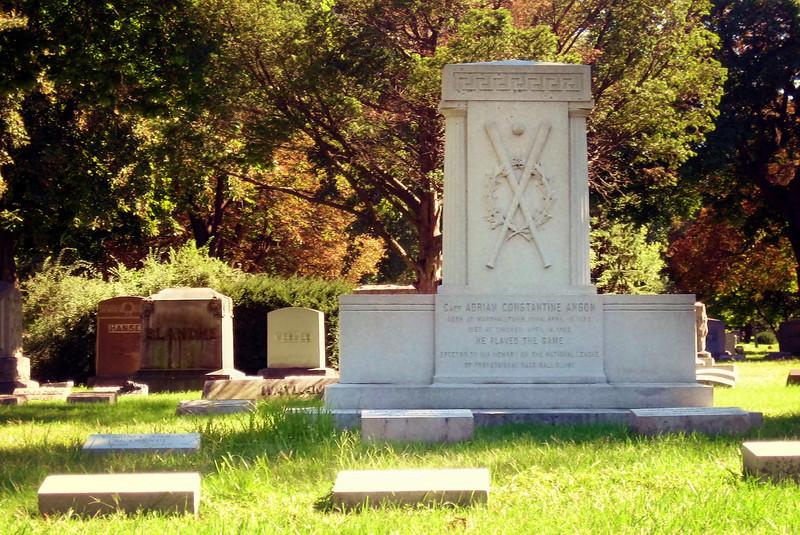 Oak Woods Cemetery Oak Woods Cemetery Grave of