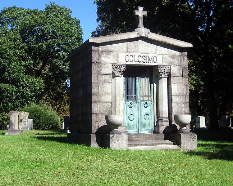 Oak Woods Cemetery Oak Woods Cemetery Mausoleum