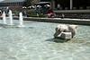 Gazelle Fountain