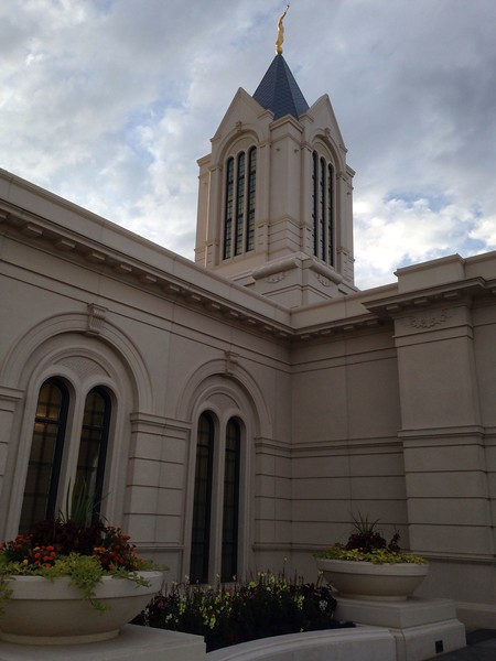 The new Fort Collins Temple