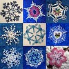 best nine snowflakes