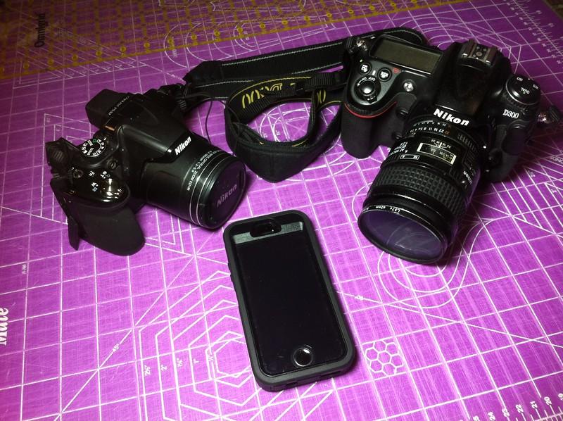 My Three Companions