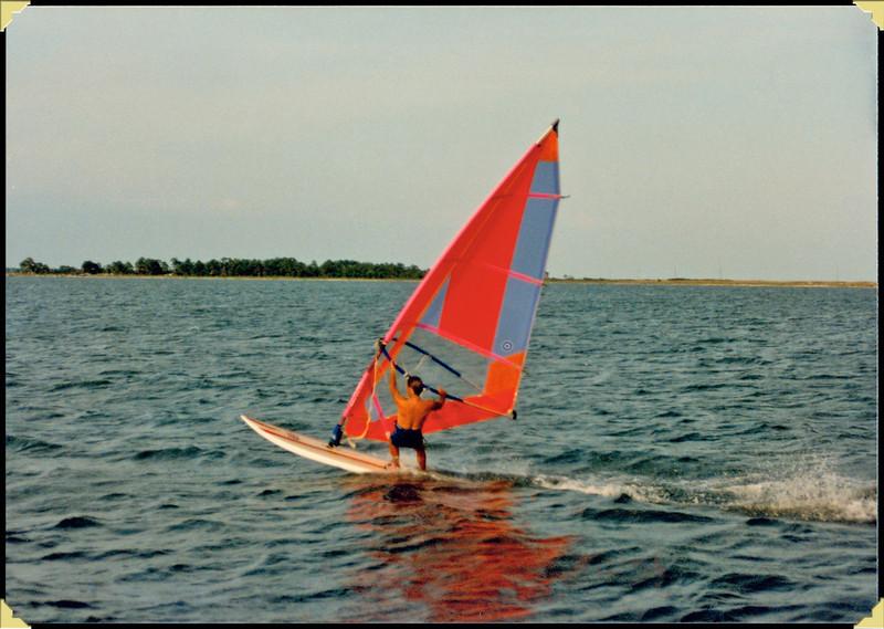Don Windsurfing Dog Is, Fl