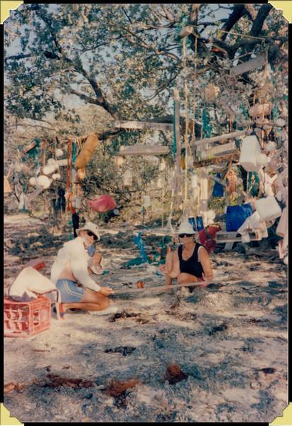 Don & Nancy _ Allen's Pensacola Cay, Bahamas