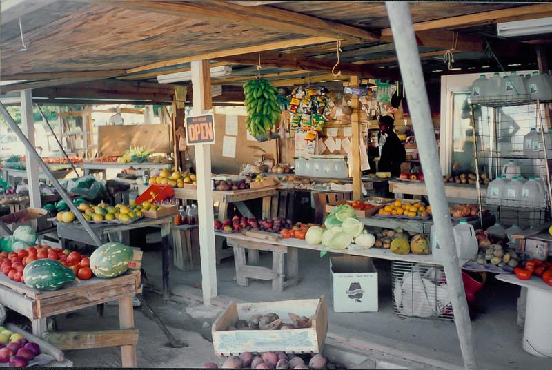 Denzella's Fruit Stand - Georgetown