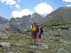First Anniversary Chasm Lake hike