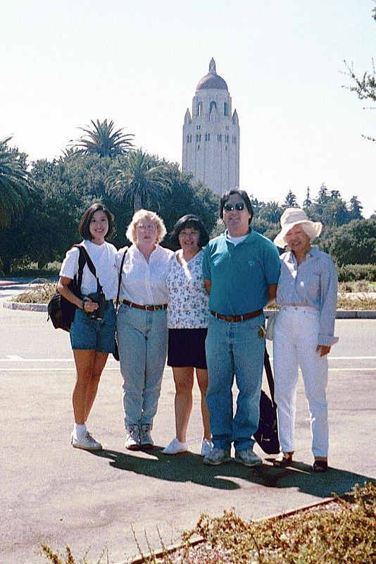 At Stanford University (1996)
