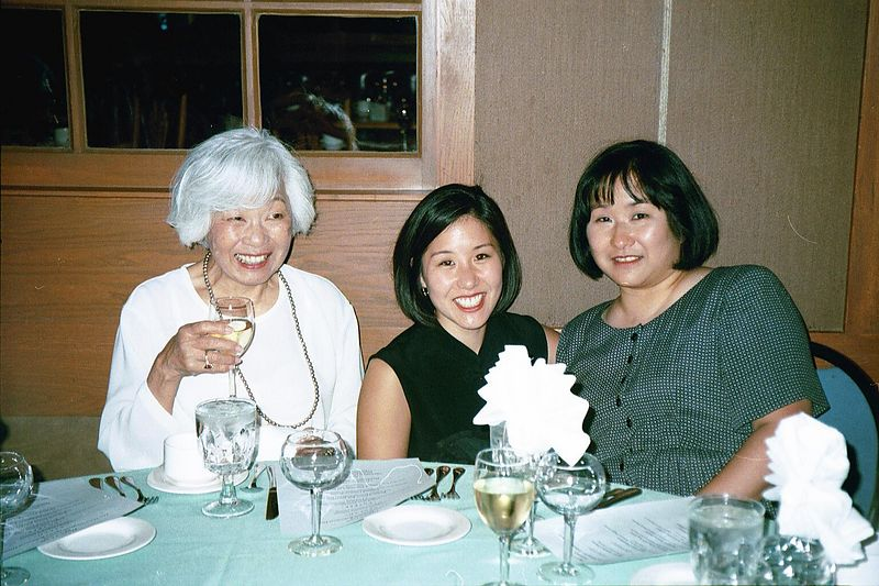 Three generations (Memmi, Susan, Carrie)